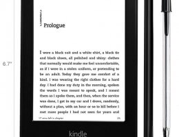 The New Kindle Paperwhite 2013 Compared to 2012 Model