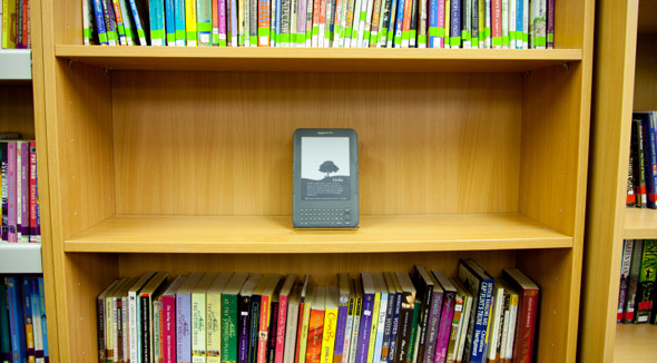 Borrow Public Library Books for Kindle from Local Library