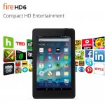 Amazon Fire HD 6: An Entry-Level Tablet at a Price You'll Love
