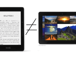 Kindle Tablet or E-Reader? The Big Dilemma Solved