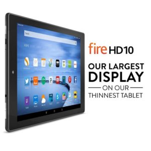 Kindle Fire HD 10