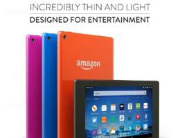 Formidable and Inexpensive: Kindle Fire HD 8