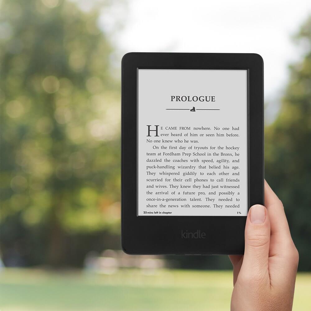 Amazon Kindle Basic E-Reader