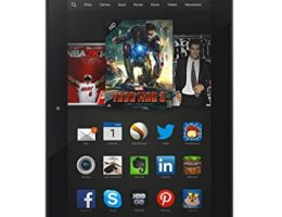 What is the difference between Kindle HD and Kindle HDX?