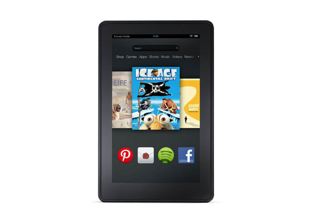 What to do when your Kindle Fire won't turn on - Pick My Reader ...
