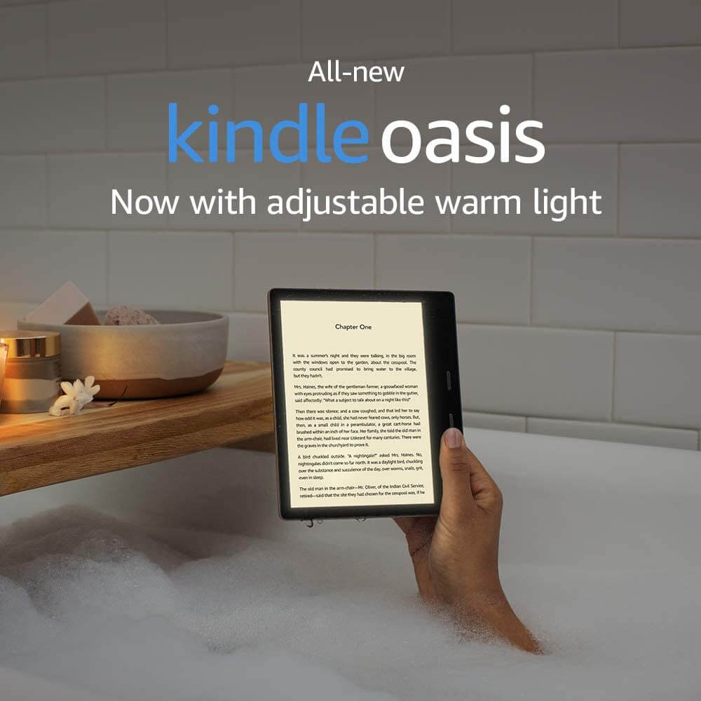 Kindle Oasis Third-Generation