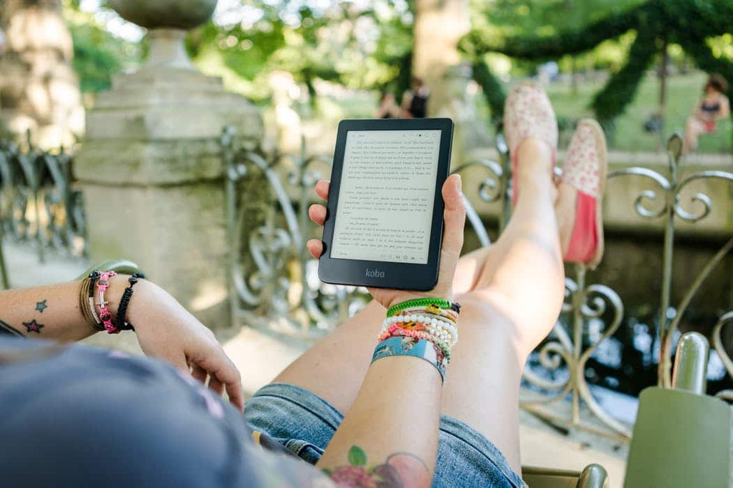 Kindle: How To Turn Off Data Tracking
